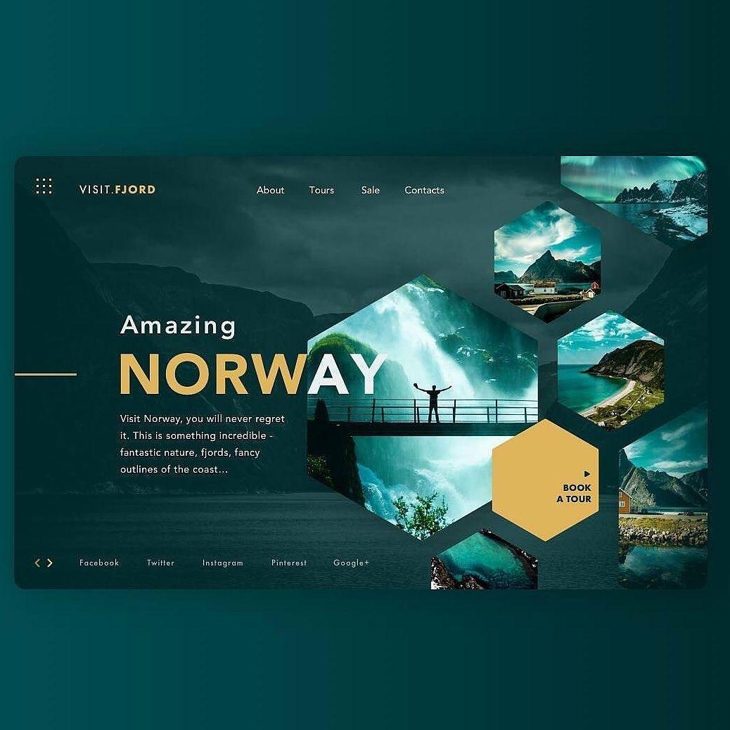 Visit Norway You Will Never Regret It Start Your Journey Gloriousinfotech Glorioustechgrou Web Design Tips Web Layout Design Web Design Inspiration