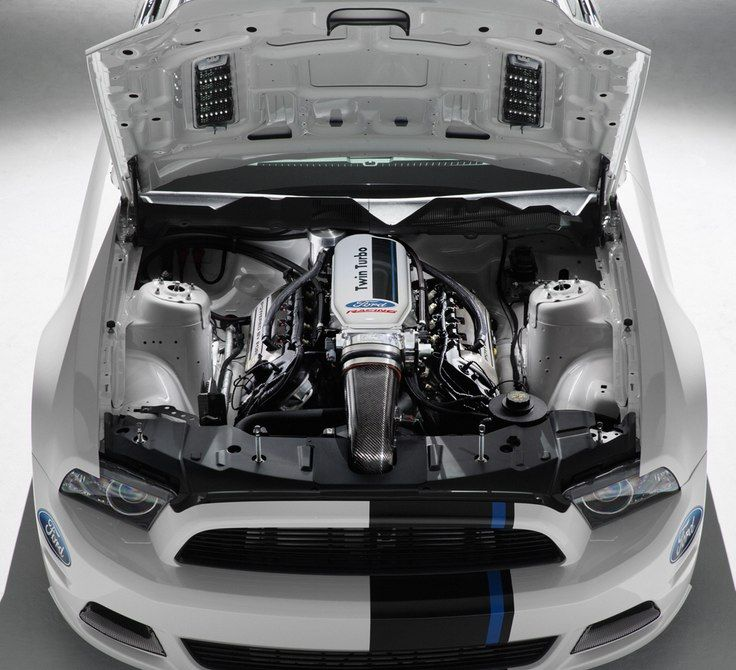 2017 Mustang Gt500 Twin Turbo >> Mustang Cobra Jet Twin Turbo Concept Under The Hood
