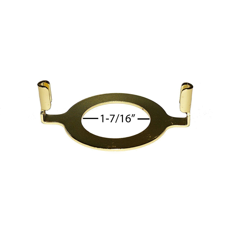 Slip Uno Adapter Harp Converter Lamp Shade Uno Euro Fitter