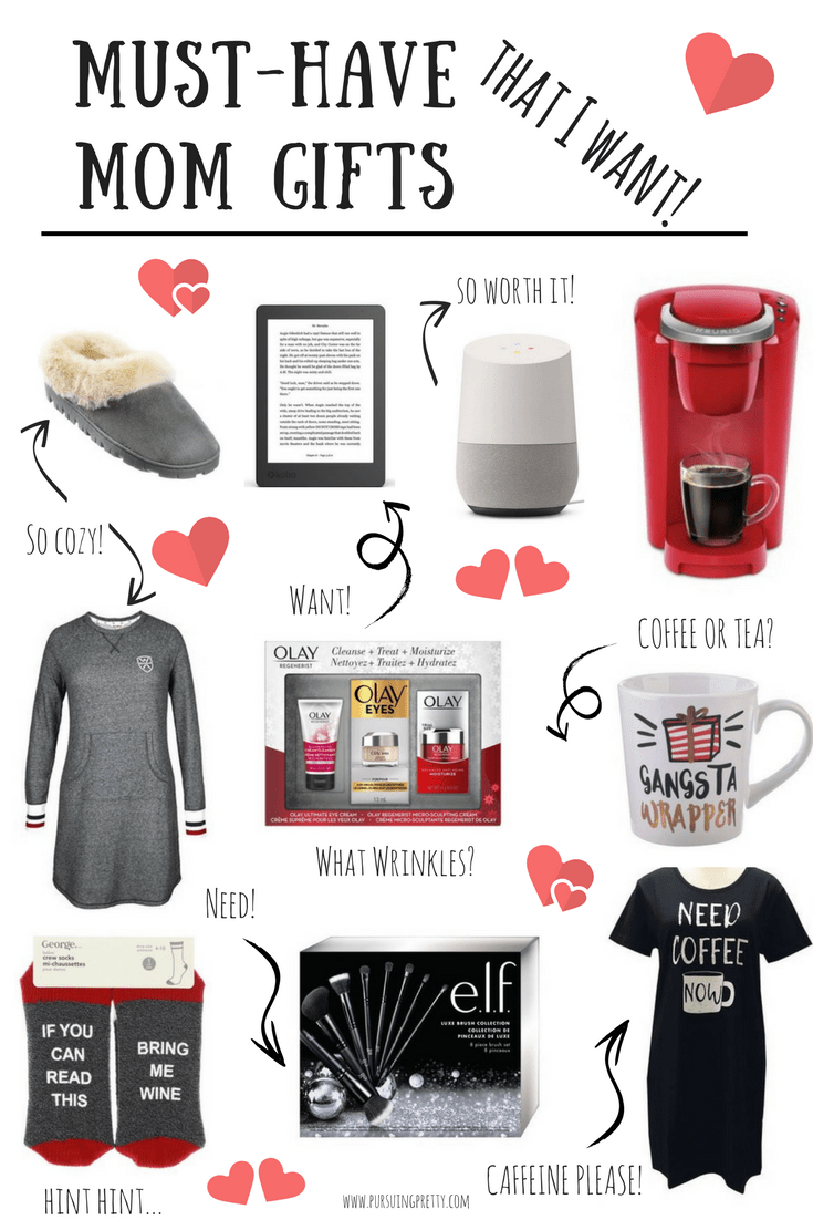 Must Have Mom Gifts That I Want Best Gifts For Mom Diy Gifts