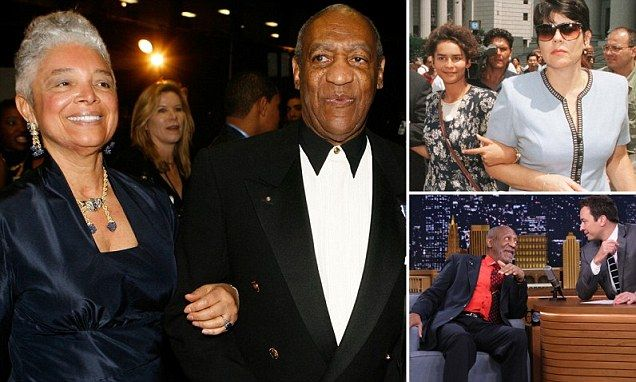 Bill Cosby, the mistress he dumped and the awkward dinner with her mother | Daily Mail Online