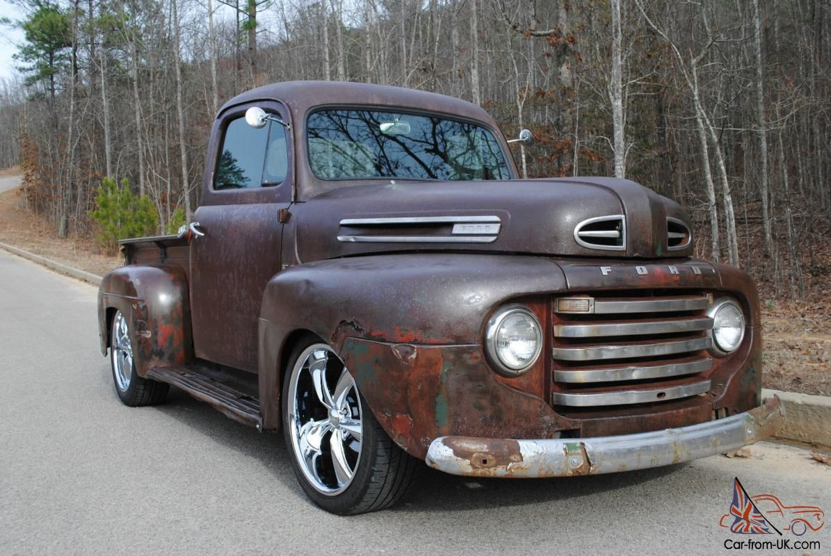 Pin On Street Rod Trucks