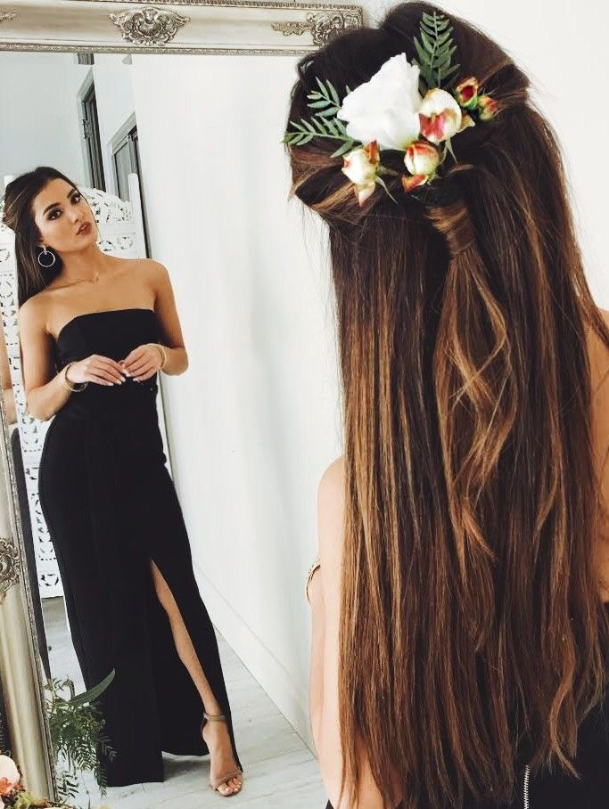 Hairstyle Inspo Strapless Dress Hairstyles Dress Hairstyles Formal Hairstyles