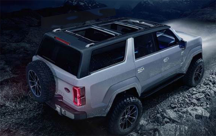 2020 Ford Bronco Release Date Now Or Never Ford Bronco Concept Ford Bronco Ford Suv