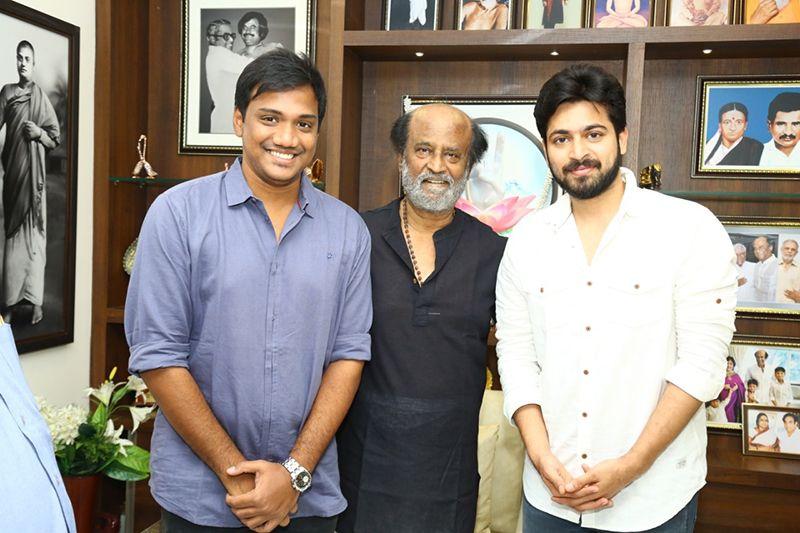 Superstar Rajinikanth appreciates Dhanusu Raasi Neyargalae teaser