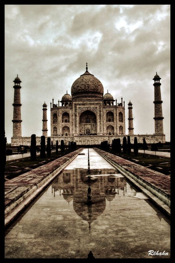 Taj Mahal in India by Réhahn Photography on 500px
