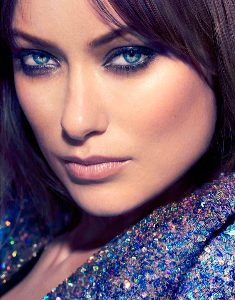 Olivia wilde by markus indrani for modern luxury beautiful