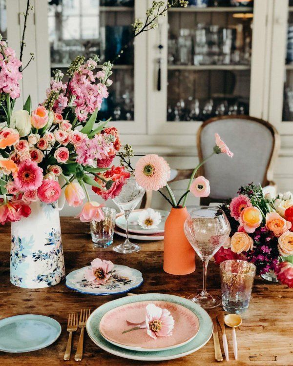 Spring At Anthropologie Home