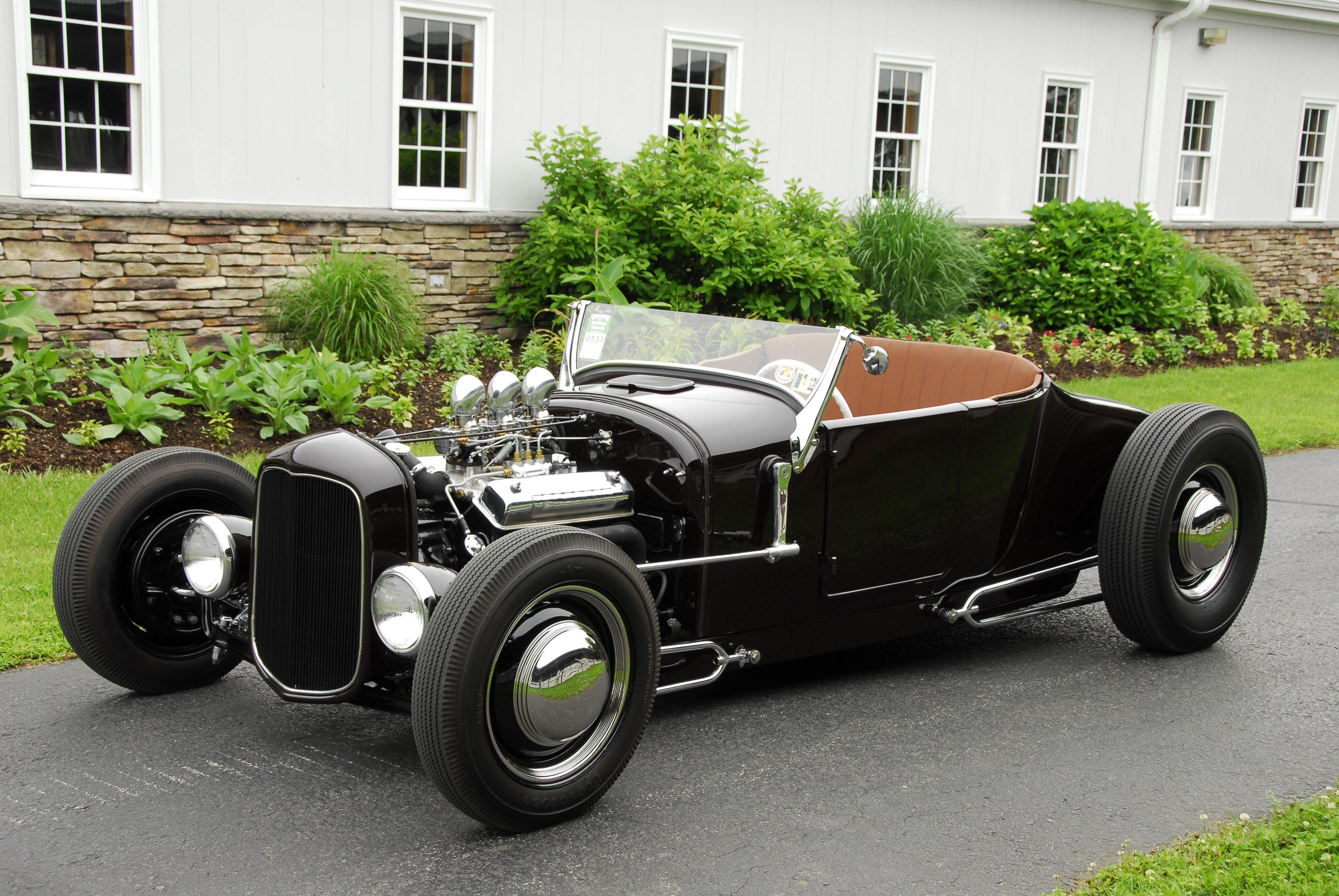 Jon Schuchart 1926 Ford roadster - Hot Rod Network | T-Rod ...