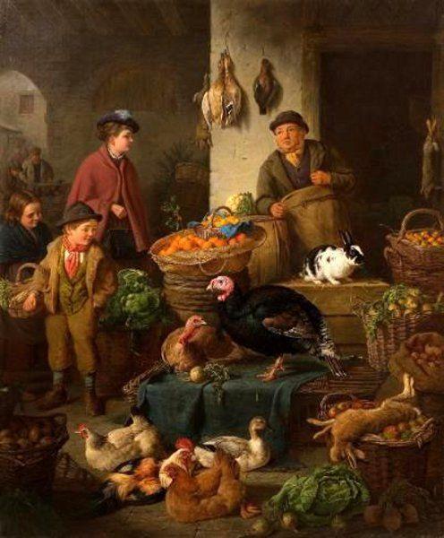essay writing on vegetable market