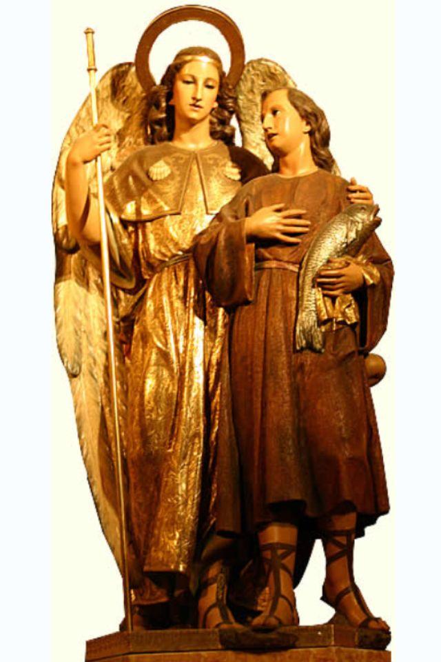 What is st raphael the patron saint of