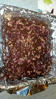 Bacon Fudge---you have to scroll down quite a while to get to this recipe