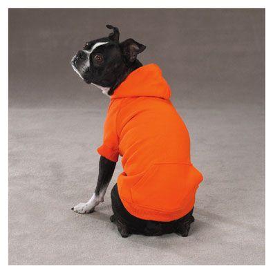 Basic Cotton Dog Hoodies Dog Sweatshirt Animal Sweatshirt Dog Hoodie