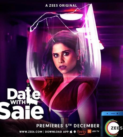 Date with Saie 2018 ZEE5 - MoviesKickk   ZEE WEB SERIES in