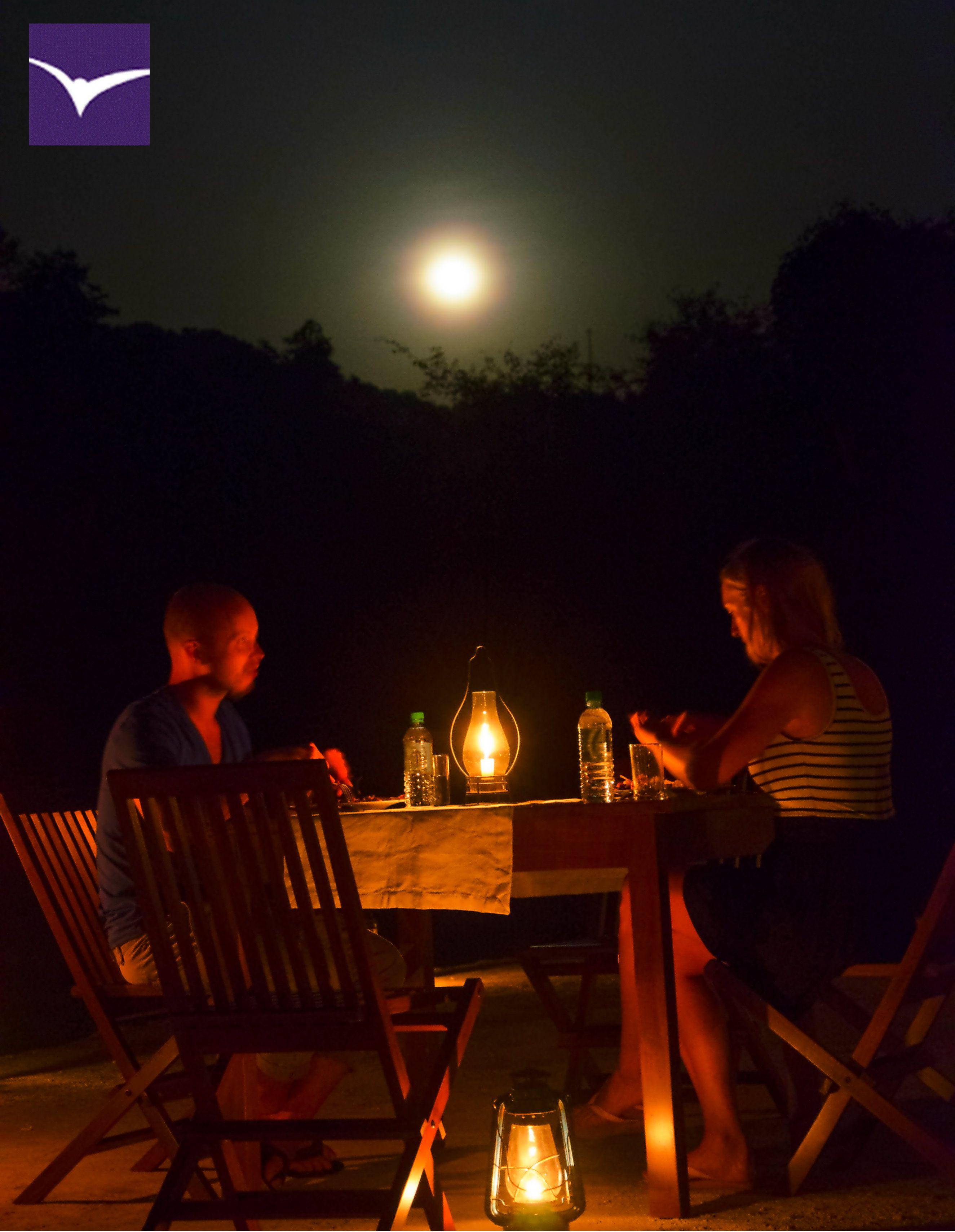 A Romantic Candle Light Dinner Ella Jungle