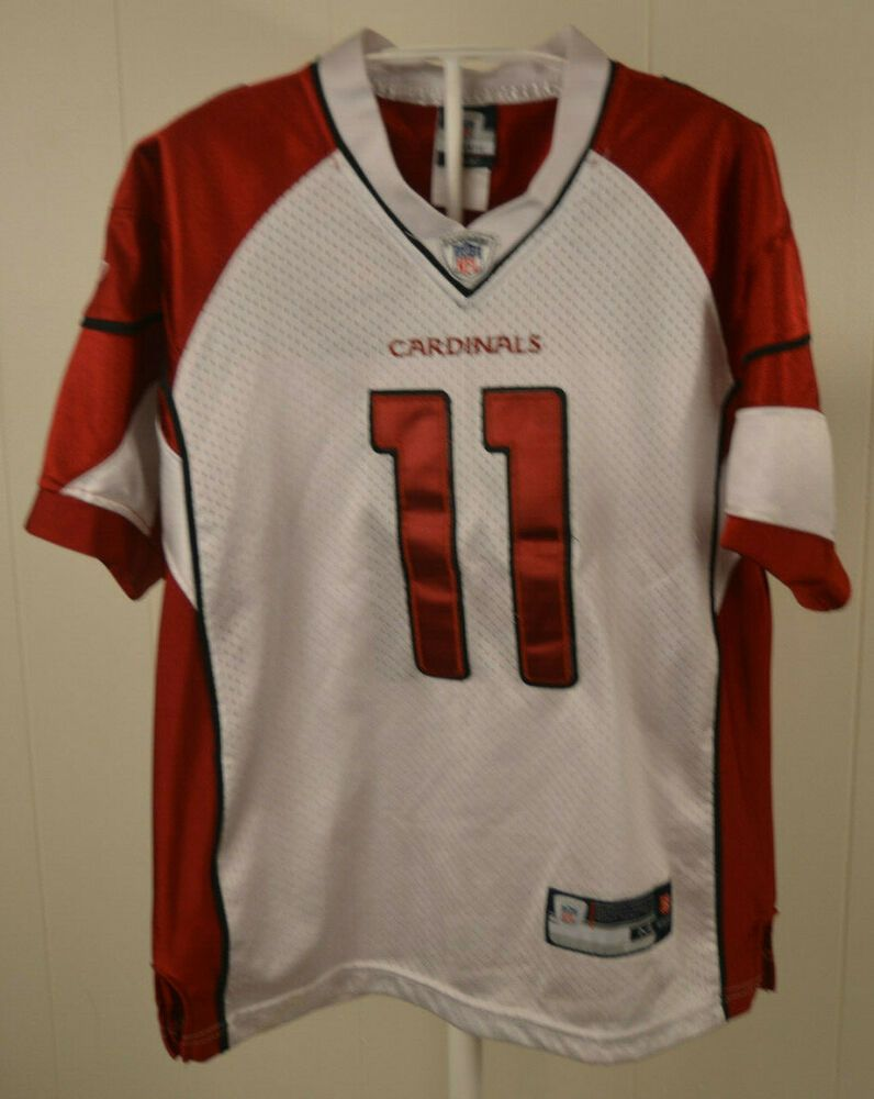purchase cheap 66fc4 38279 Reebok Arizona Cardinals Jersey #11 Larry Fitzgerald NFL ...
