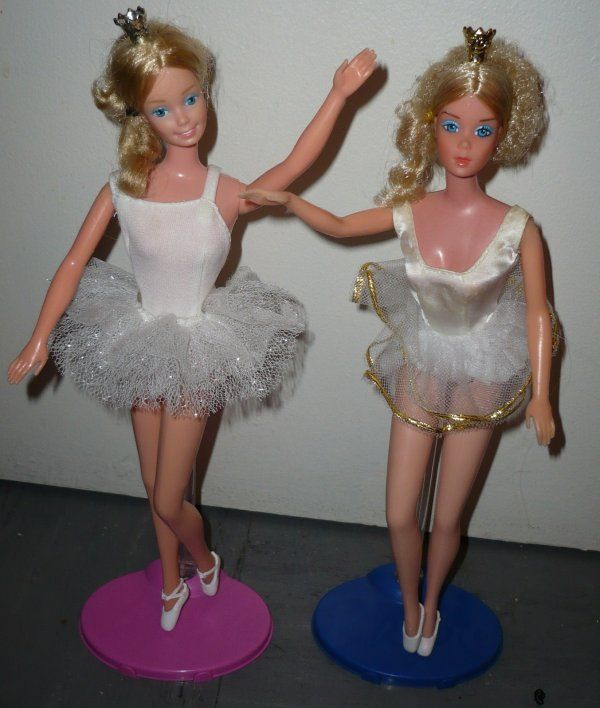 Ballerina had Barbie 1976 the and 1983 1976 BallerinaBarbies I vmN8nO0w