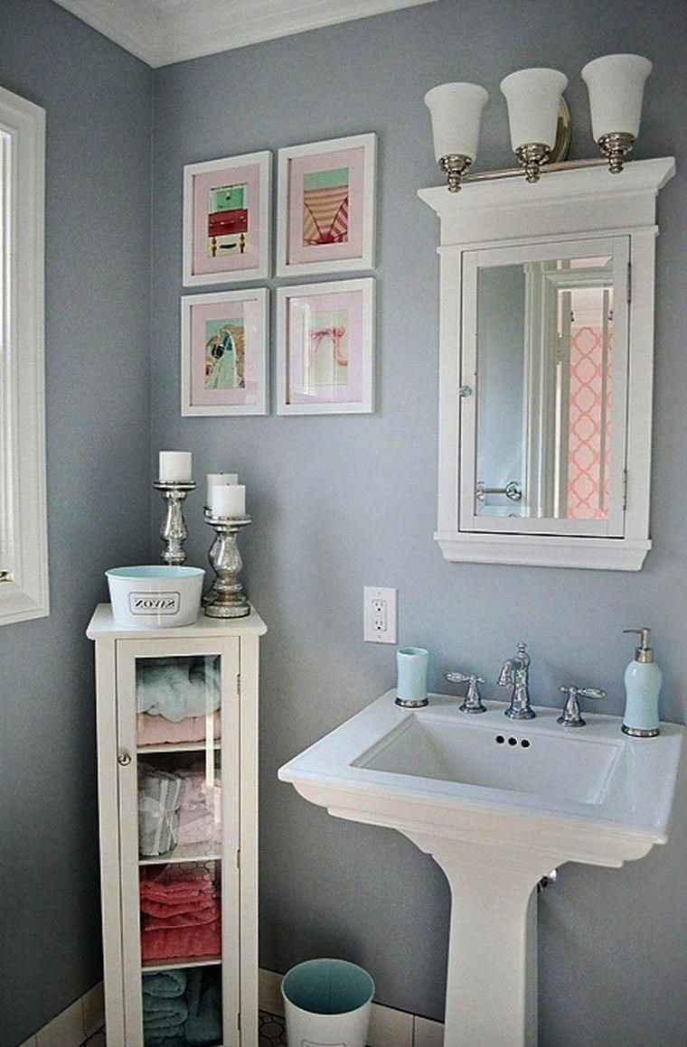 Home Goods Bathroom Mirrors : goods, bathroom, mirrors, Bathroom, Ideas, Teal., Mirrors, Goods, Decor, Farmhouse, Styl...#b…, Pedestal, Bathroom,, Remodel, Estimate,, Storage, Cabinet