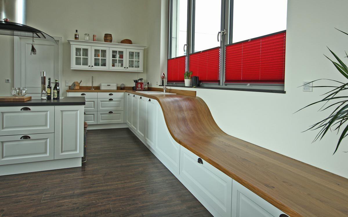 Küchenbank - BEER Küchen #landhausküche #küche #landhausstil