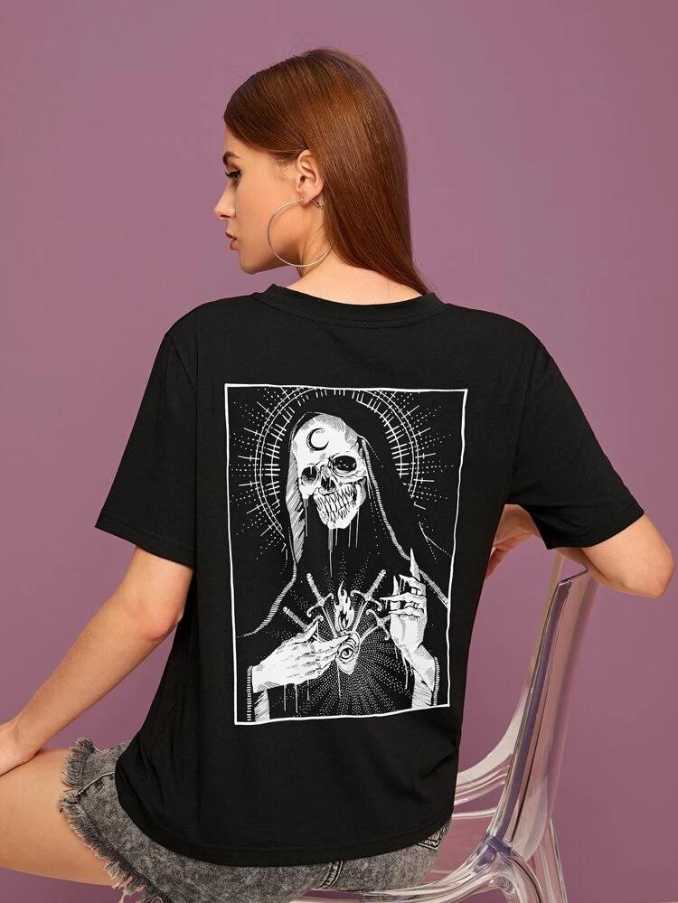 Herren T Shirt Mit Mandala Muster 6