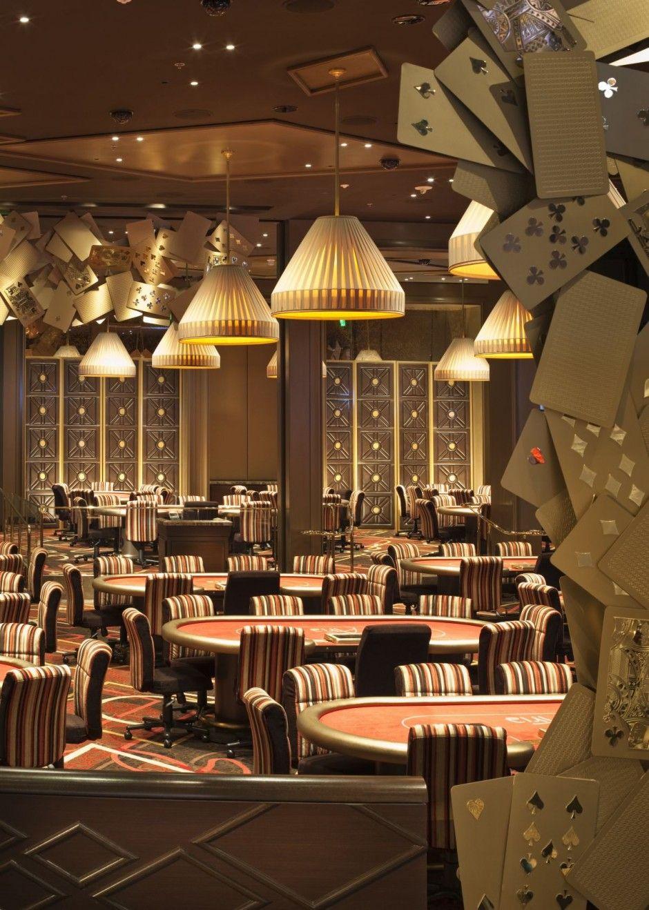 The ARIA Resort Casino Design By Pelli Clarke Architects