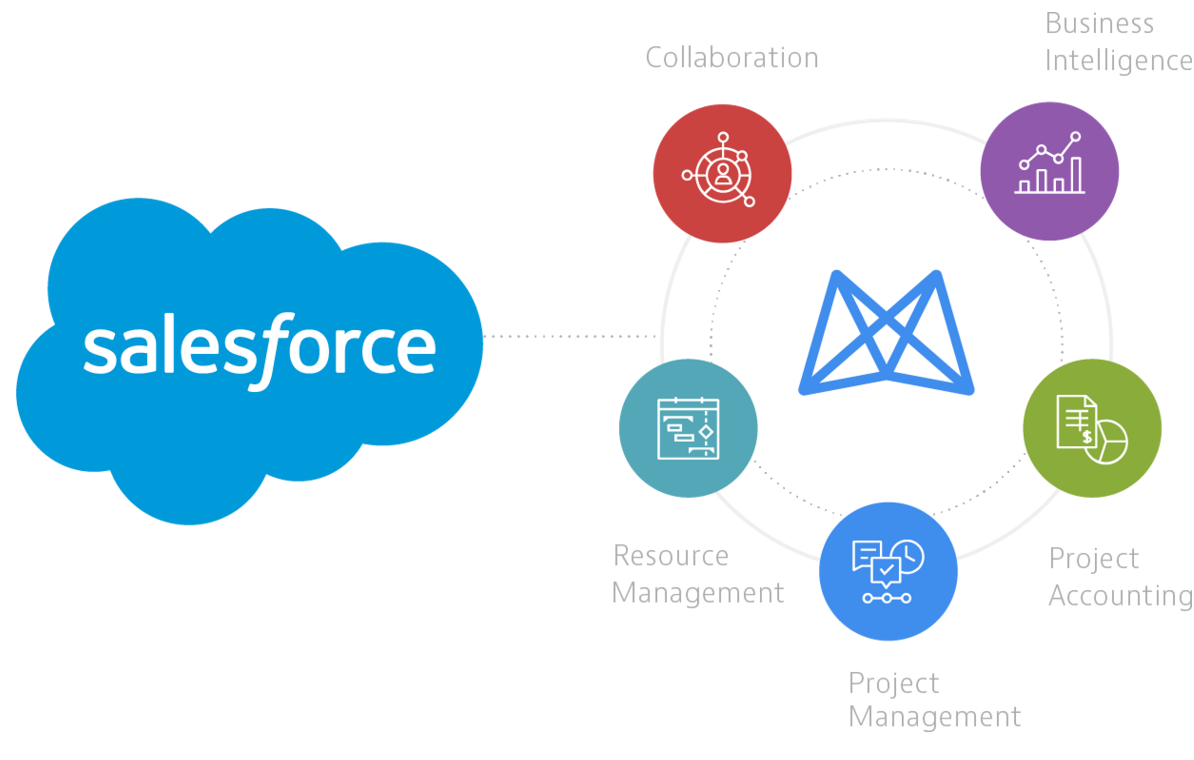 Solution Stack Salesforce Integration Salesforce Business Data