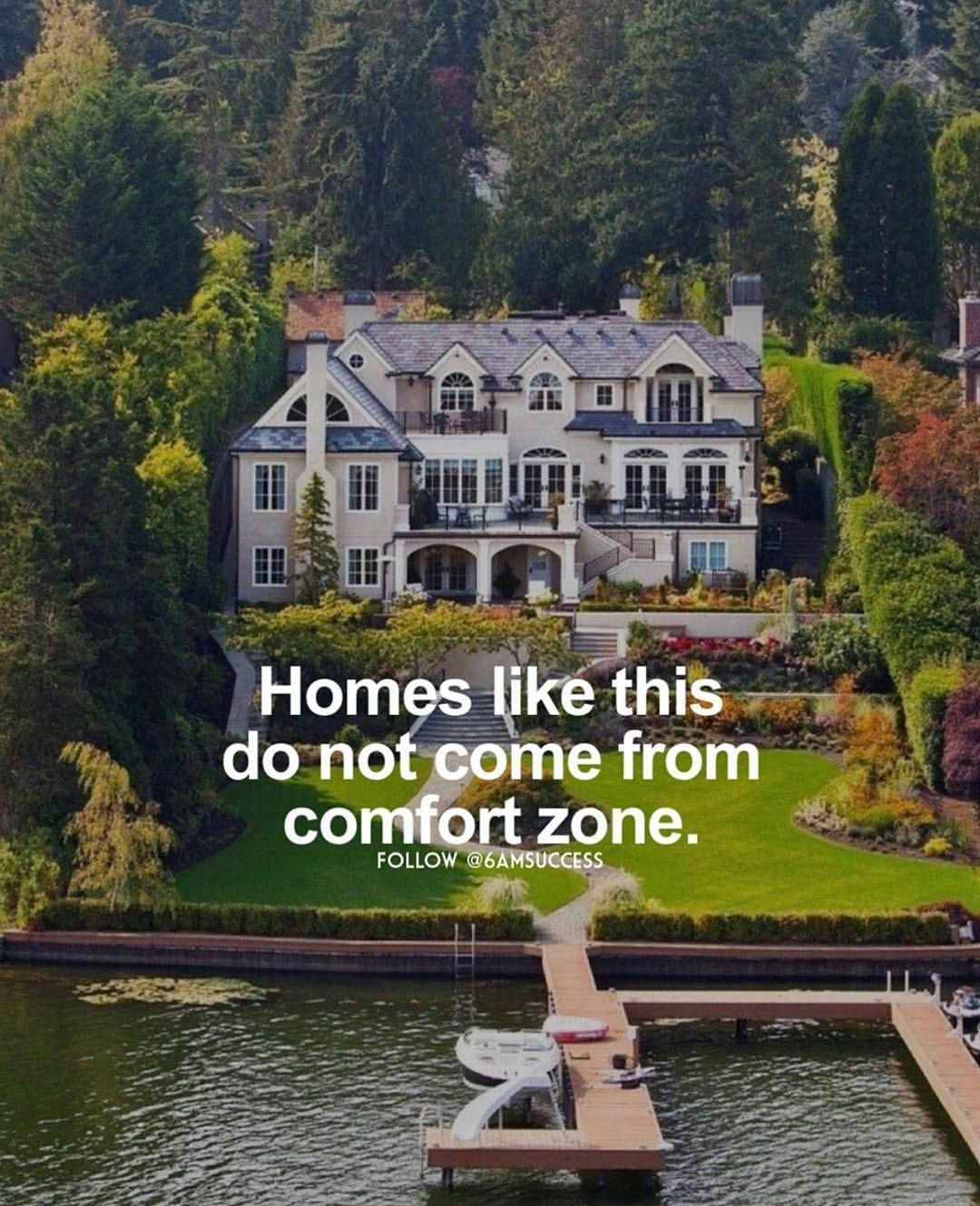 Home Like This Do Not Come From Comfort Zone Millionaire Quotes Motivation Winner Quotes