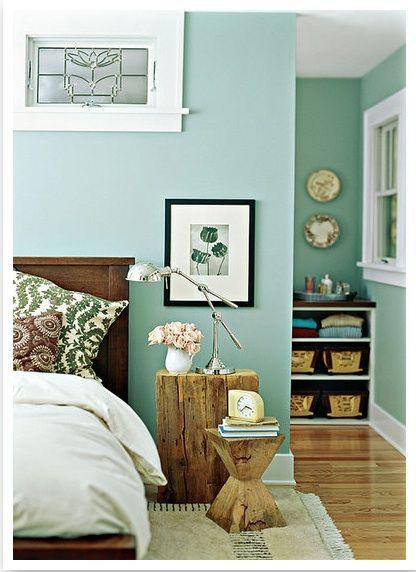 Inspiration und Wohnideen fürs Schlafzimmer: Hier in Mint ...