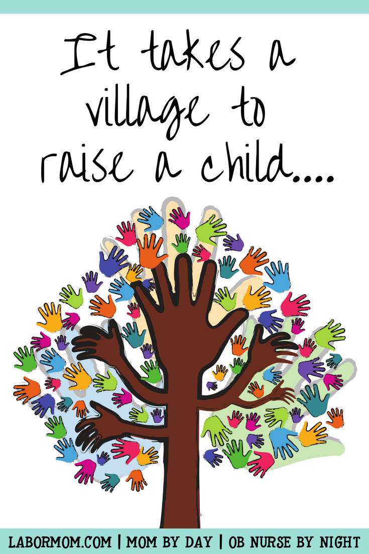 It Takes A Village To Raise A Child How To Rebuild The Village