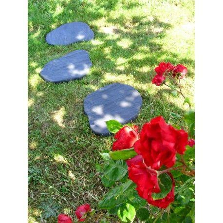 Amenager Un Cheminement Avec Des Pas Japonais Dans Votre Jardin