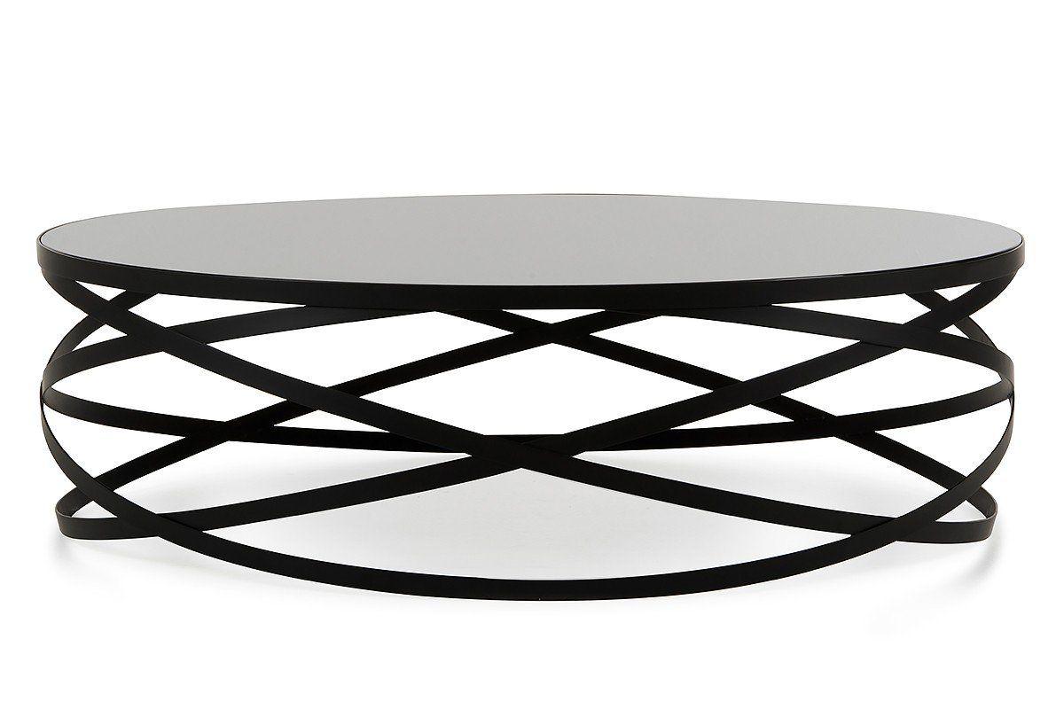 Winry Modern Black Round Coffee Table Round Coffee Table Black Glass Coffee Table Coffee Table [ 800 x 1200 Pixel ]