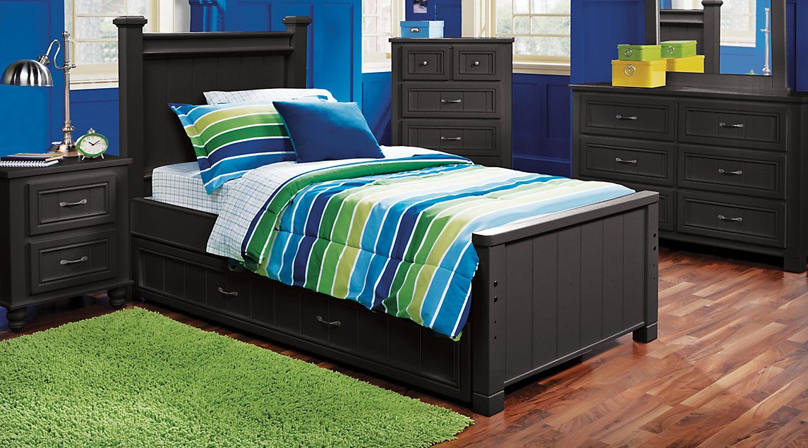 Boys\' Full Bedroom Sets | Boy Bedroom Furniture | Rooms To ...