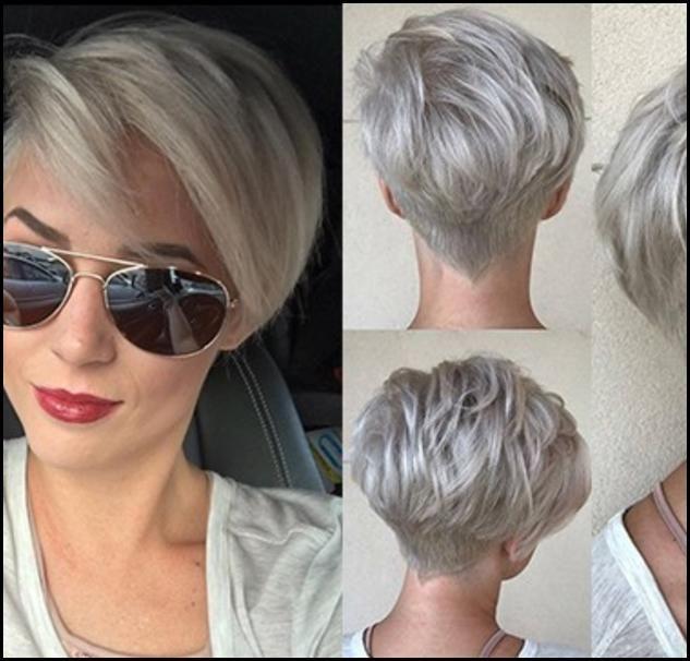 Trendfrisuren 2019 Damen Haarschnitte Und Frisuren Trends 2018 Haarschnitt Kurzhaarfrisuren Trendfrisuren