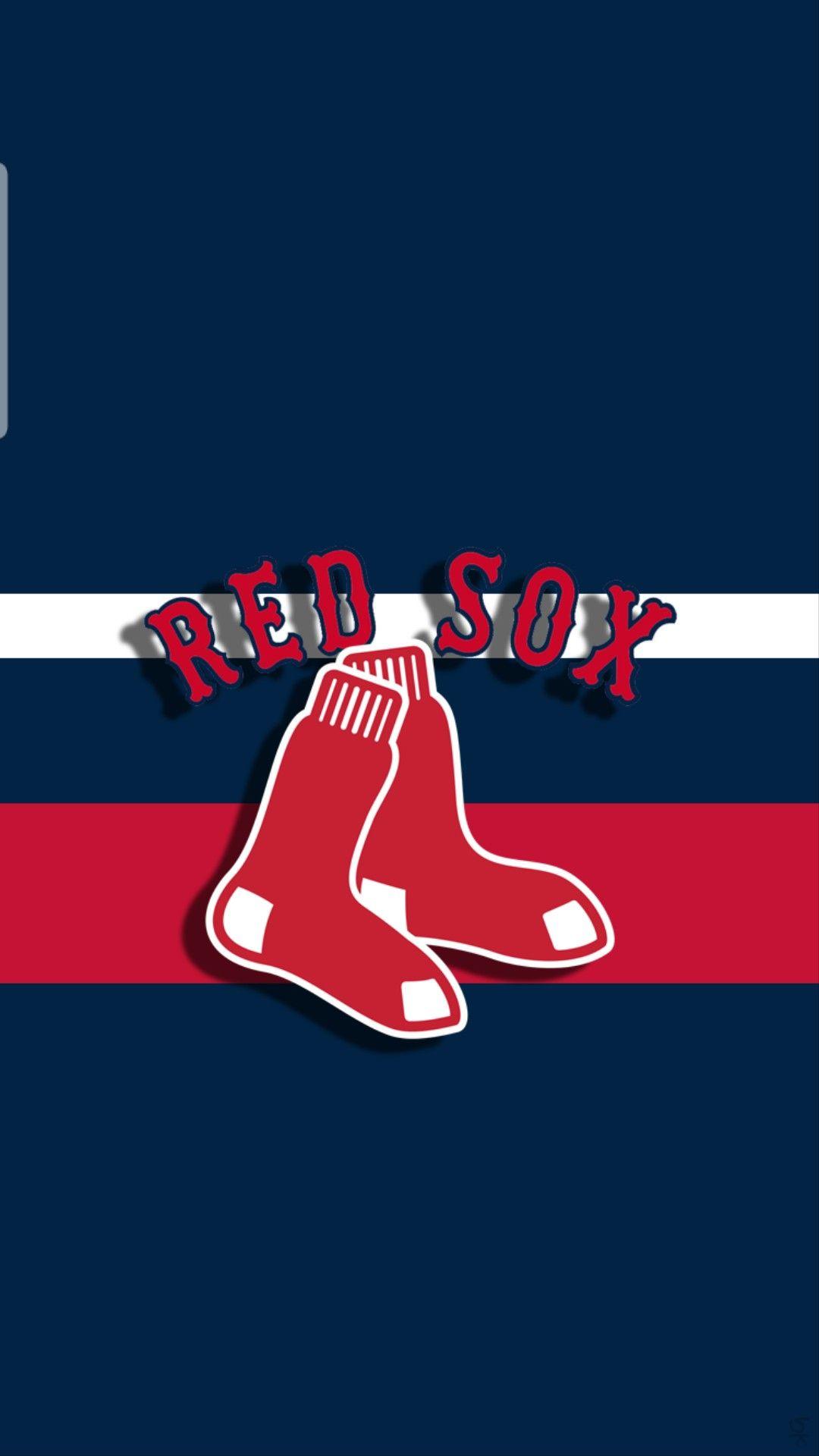 Pin By Archie Douglas On Sportz Wallpaperz Boston Red Sox Logo Boston Red Sox Wallpaper Red Sox Logo