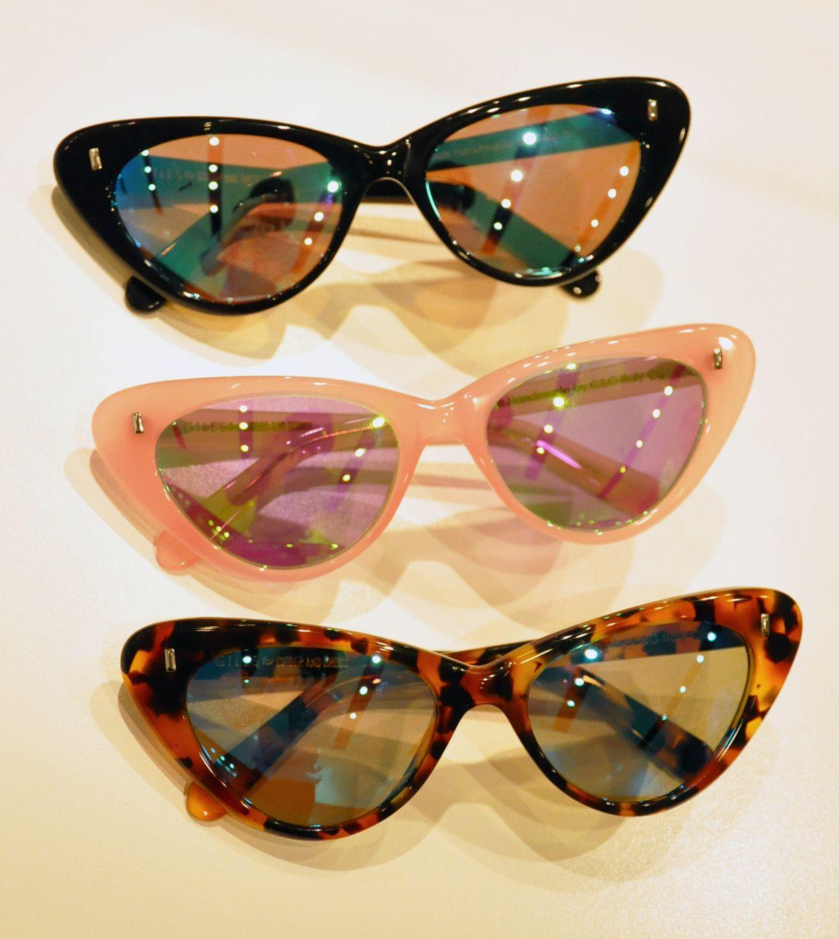 Eye Slay - Lunettes de soleil yeux de chat - Rose - RoseLe Specs RNnqDff