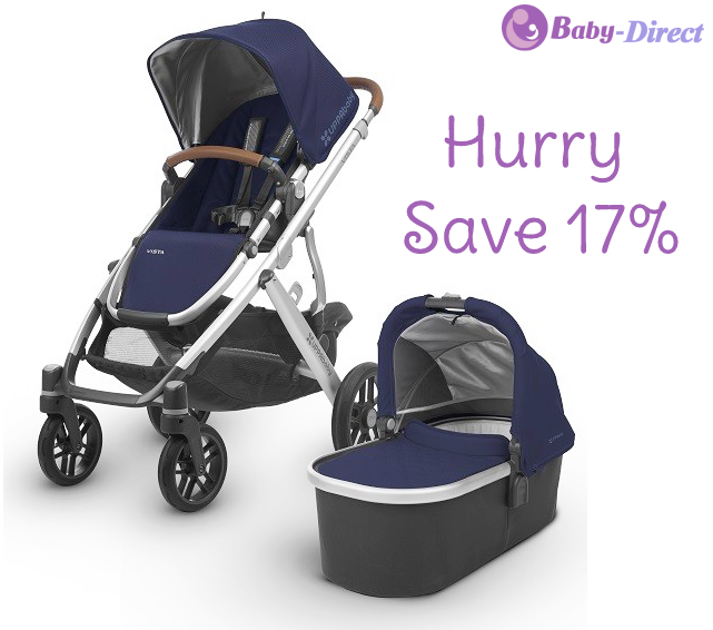 Keep your Baby Safe with Uppababy VISTA 2018 With