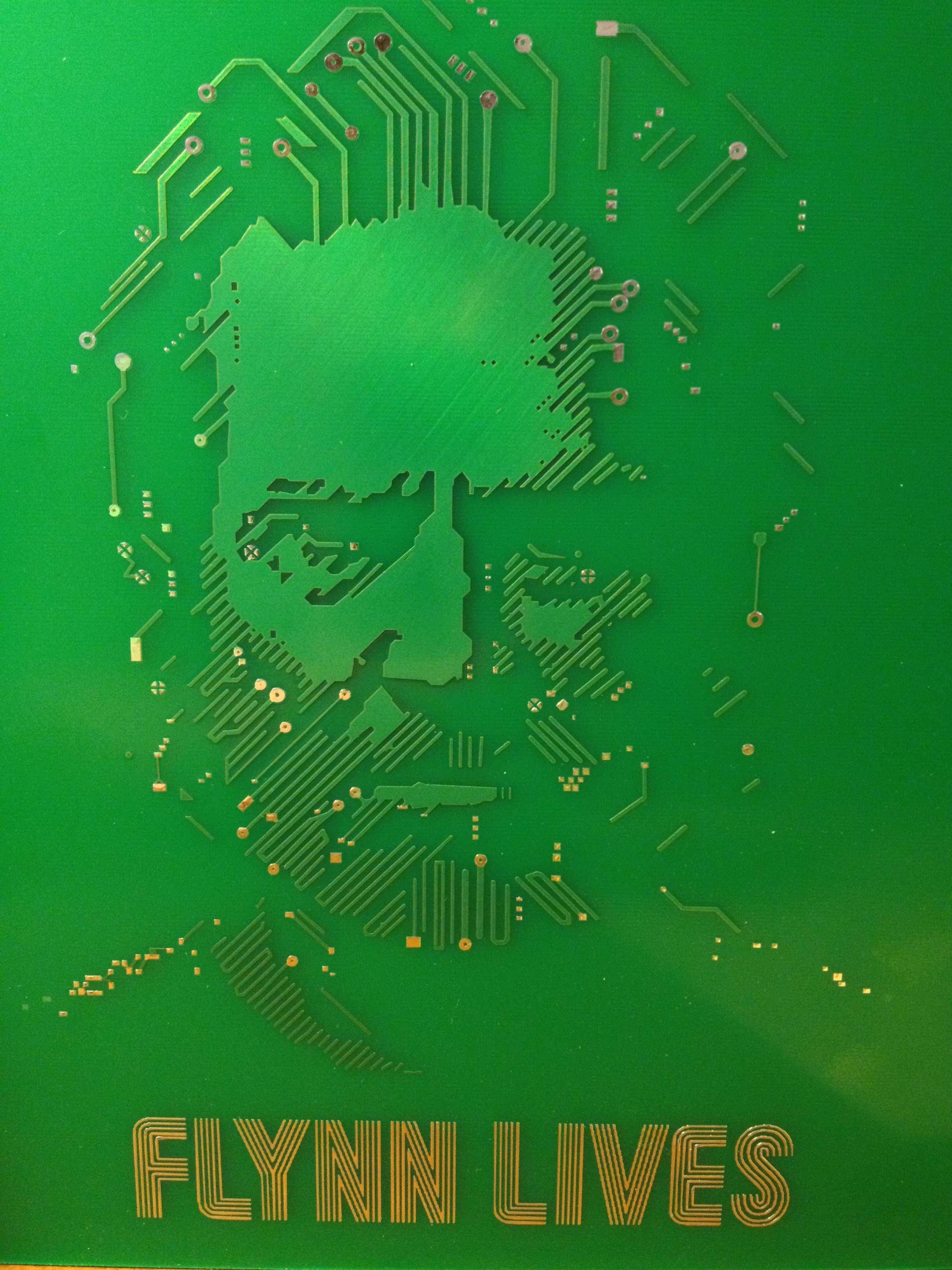 Flynn Lives PCB | Printed circuit board, Circuits and Generators