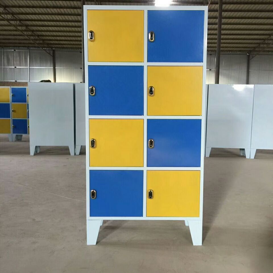 The Steel Storage Cabinet Used For Office Bathroom Storage Room 4 6 8 10 12 Door Locker For You Choose Iron Furniture Clothes Cabinet
