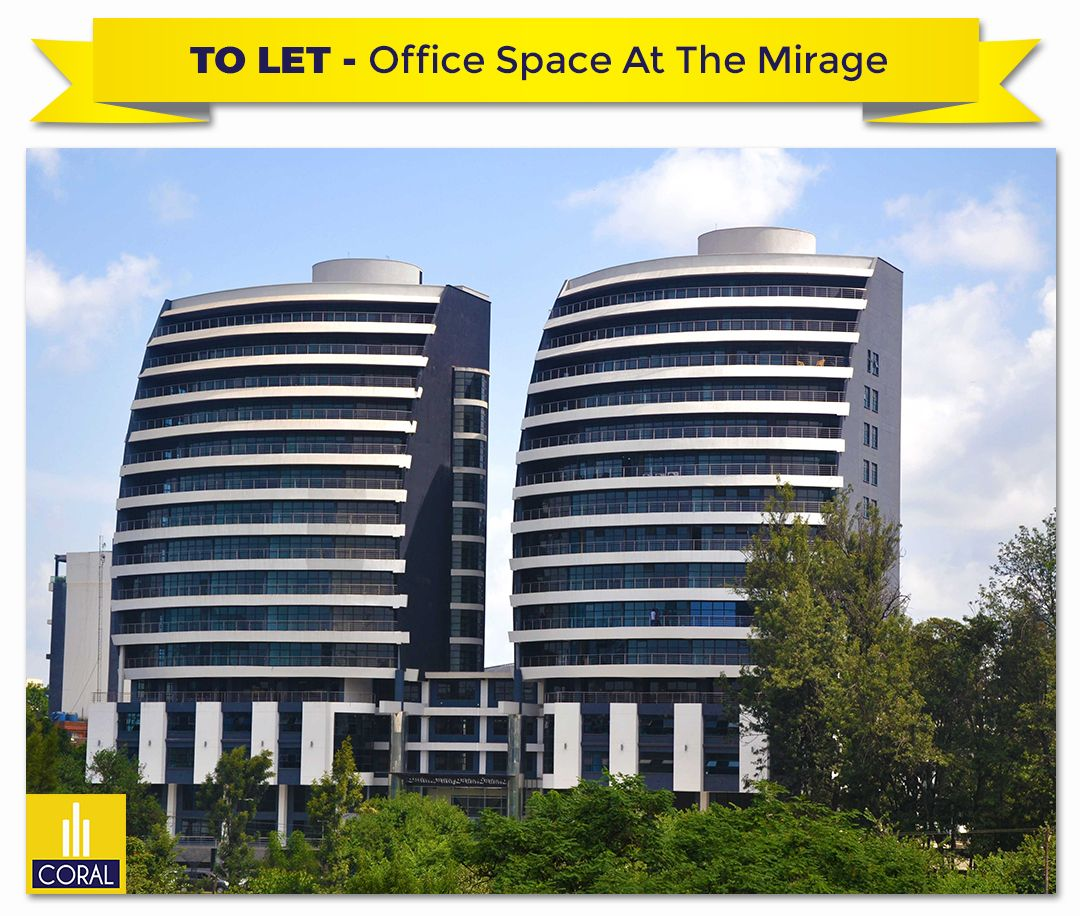 Mirage Towers Office Space To Let In Westlands Nairobi With