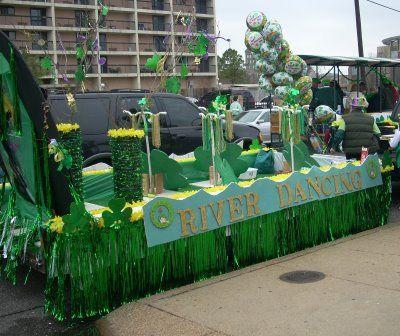 Easy Parade Floats