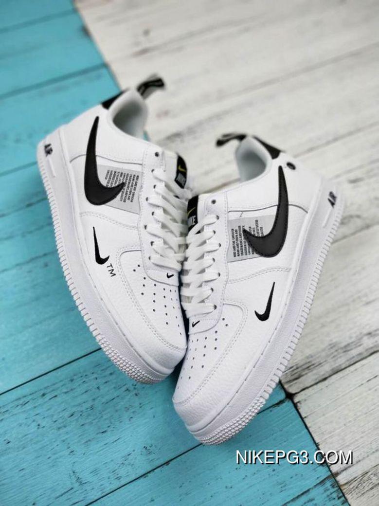 2020 的 WomenMen Copuon Nike Air Force One07 Af1 One Low