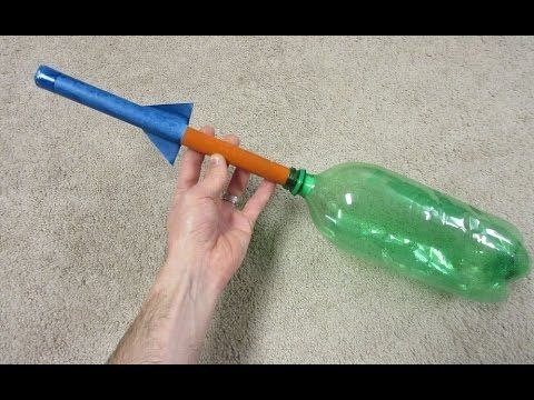 How To Make A Simple Paper Rocket Launcher Stem Paper