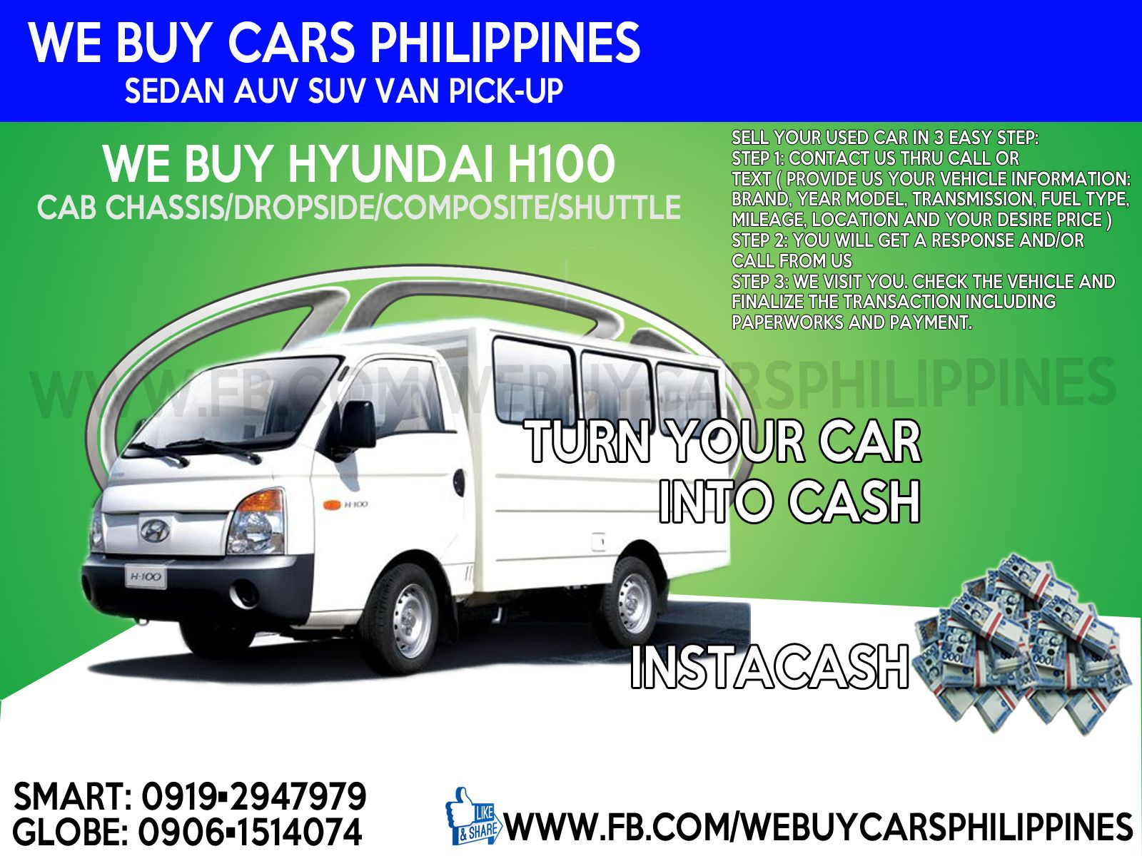 We Buy Used Isuzu Car Philippines Dmax FB Flexiqube | BUYING USED ...