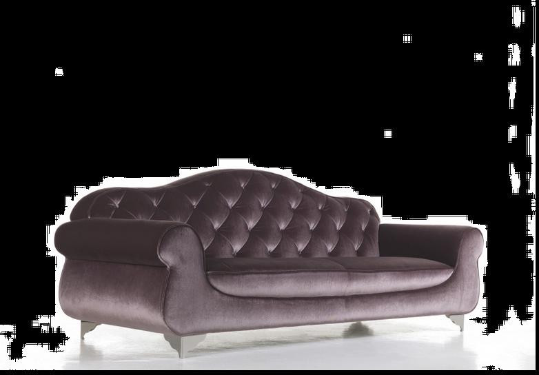 Tufted Back Black Leather And Swarovski Crystal Sofa Luxury Leather Sofas Italian Furniture Luxury Sofa
