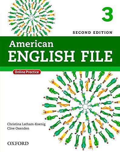 Pin By Adelinarubenstein On A Book English File American