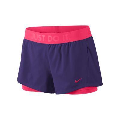 Nike Circuit 2-in-1 Women's Training Shorts. Nike Store UK