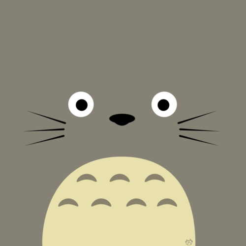 totoro iphone wallpapers and - photo #5