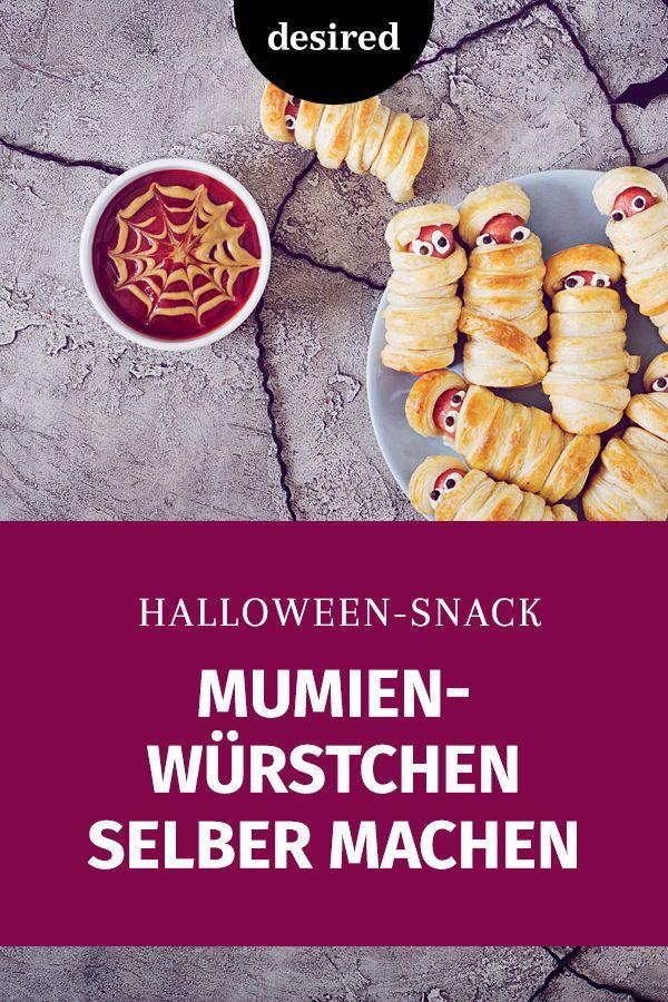 HalloweenFingerfood 6 einfache & tolle Rezepte in 2020