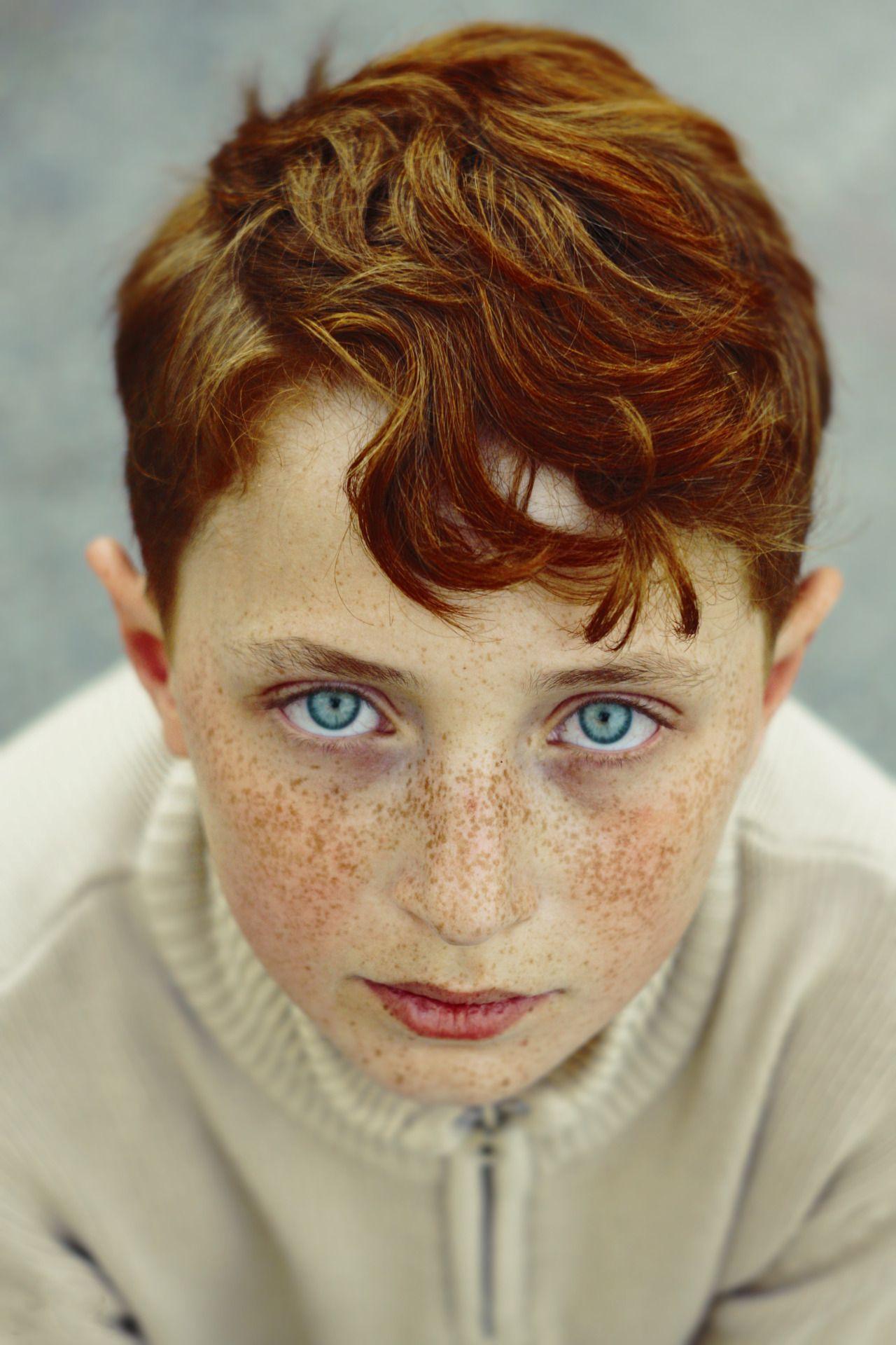 Freckles Fascination Hombres Pelirrojos Pelirrojo Natural Pelirrojas