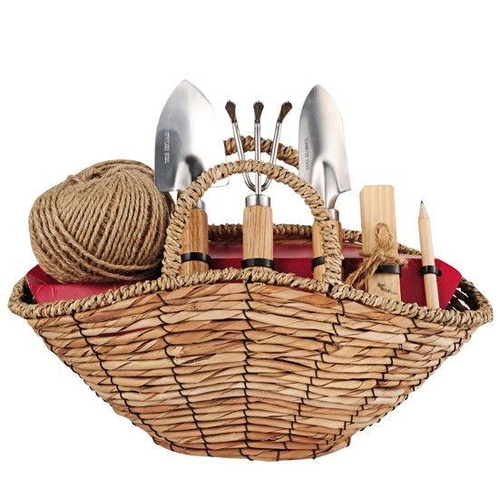 Gardening basket So handy Gardening 3 Pinterest Gardens